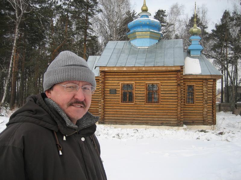 クラスノヤルスク男子修道院