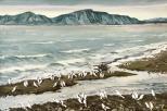 ベーリング海峡絵画