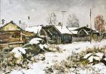 サムコーボ村絵画